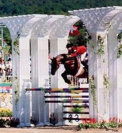 Anne Kursinki jump