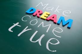 make dream come true