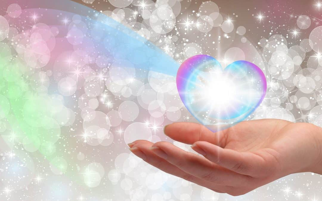 [AUDIO BLOG] Reiki Healing = Love on Tap, Helps Overcome Heart Attack Fear