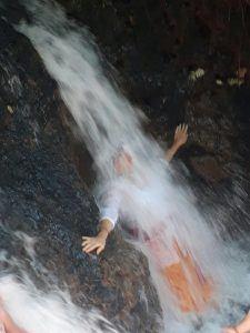 Kumari waterfall disappearting