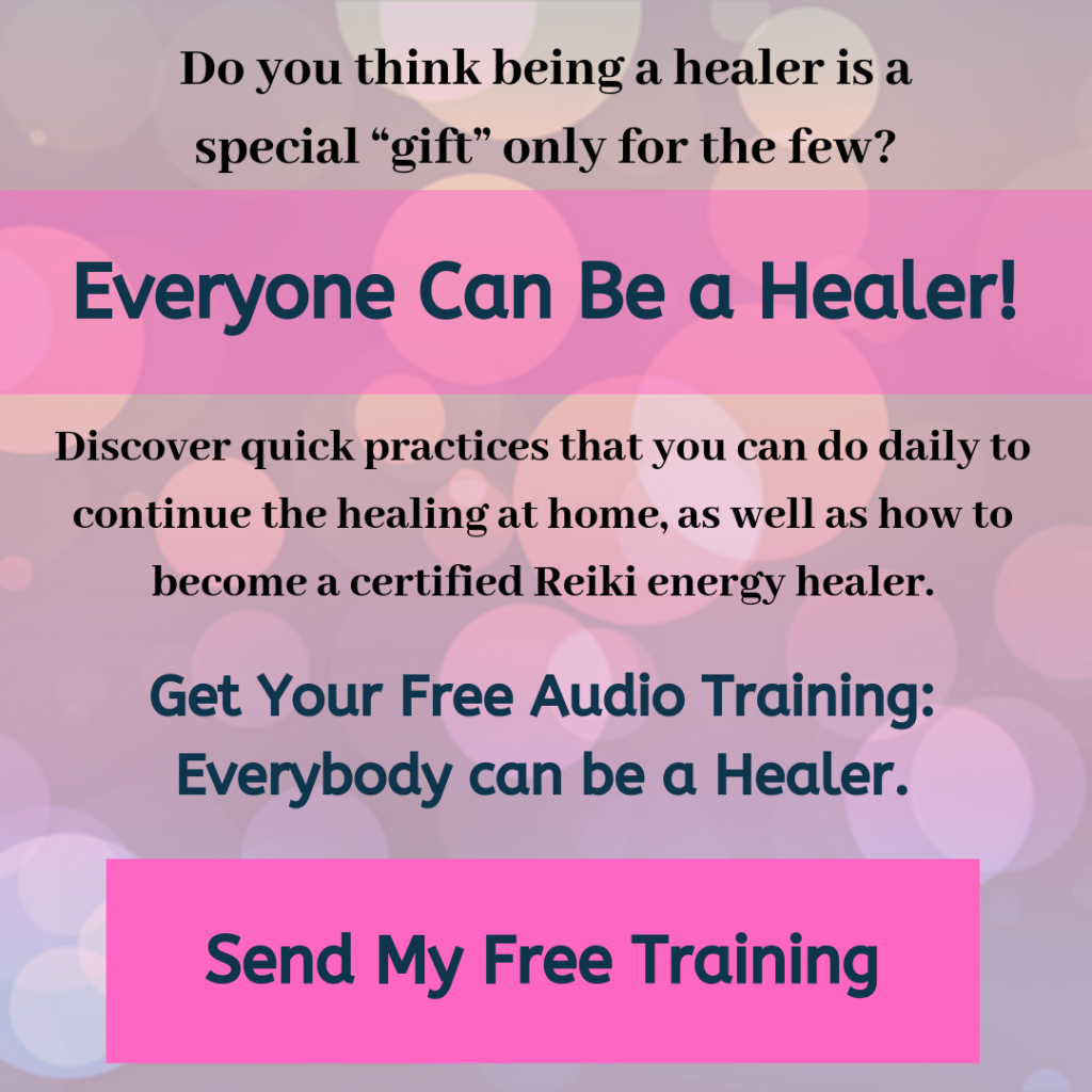 Everyone Can Be a Healer audio