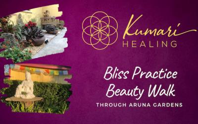 VLOG: Bliss Practice – Take a Beauty Walk
