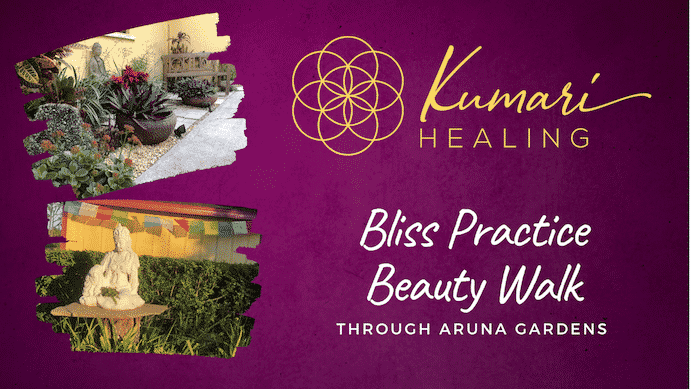 VLOG: Bliss Practice – Take a Beauty Walk
