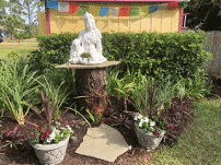 Kumari Garden, Manifesting Requires Letting Go while Becoming a Co-Creator